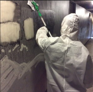Soot and Smoke Removal Picture